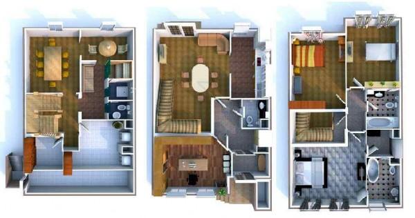 townhouse-plan